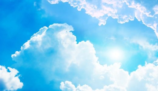 「ときどき」「一時」の違いは?降水確率って?天気予報のギモンを解決