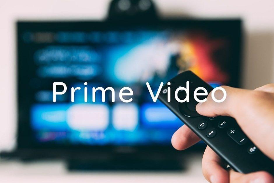 Video テレビ prime
