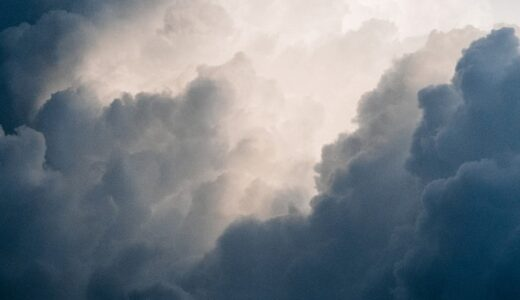 台風情報(進路予想図)の「円の大きさ」は「台風の大きさ」ではない⁈